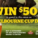 Win $500 on Melbourne Cup!