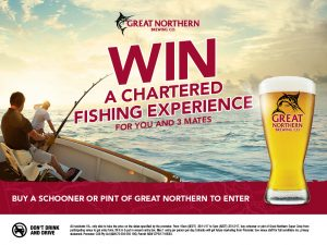 Win a Fishing Experience!