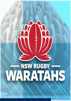 WARATAHS THIS SATURDAY