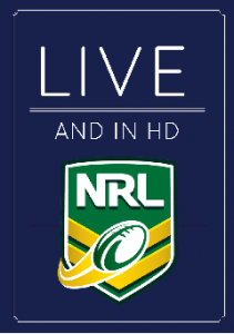 NRL LIVE in HD