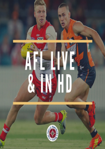 AFL LIVE & in HD