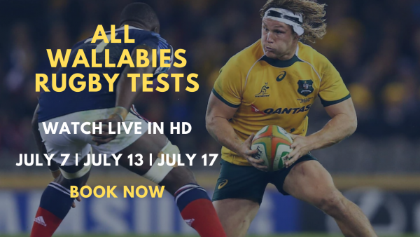 all wallabies rugby tests watch live in hd july 7 July 13 July 17
